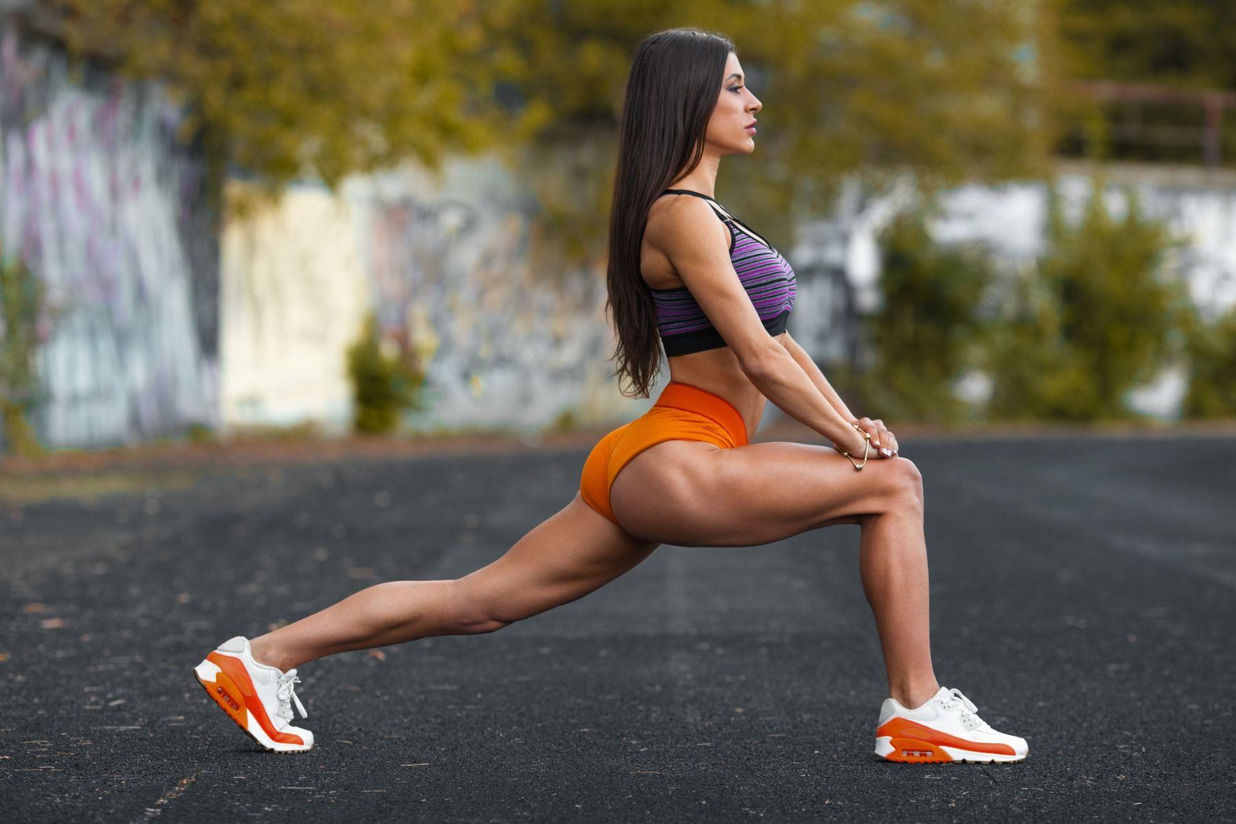 Najbolje vježbe za stražnjicu i noge