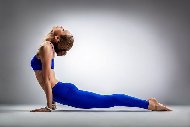 Joga na regeneráciu tela