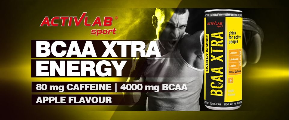 Activlab BCAA Xtra Energy In Sport
