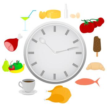 časové stravovanie chrono nutrition na chudnutie