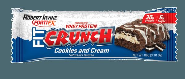 Proteínová tyčinka Fit Crunch Baked