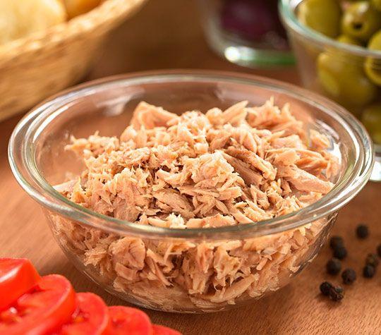 Tuniak v konzerve 7 nebezpečných zdravých jedál