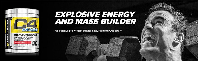 C4 Mass Cellucor
