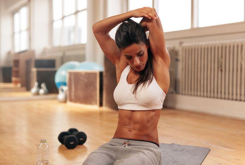 tréning ženy fitness - problémy žien