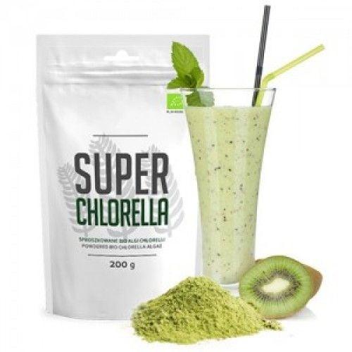 Super Chlorella