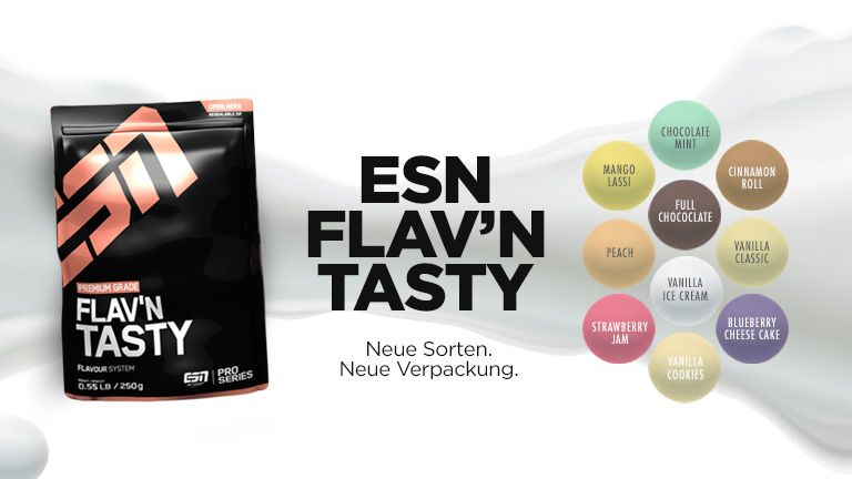 ESN Flavour System