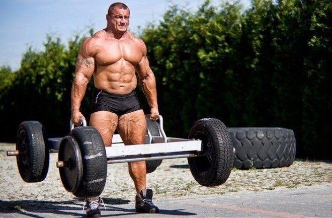 Aké váhy dvíhať tréning pre rast sily