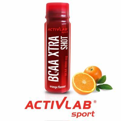 BCAA Xtra Shot Activlab