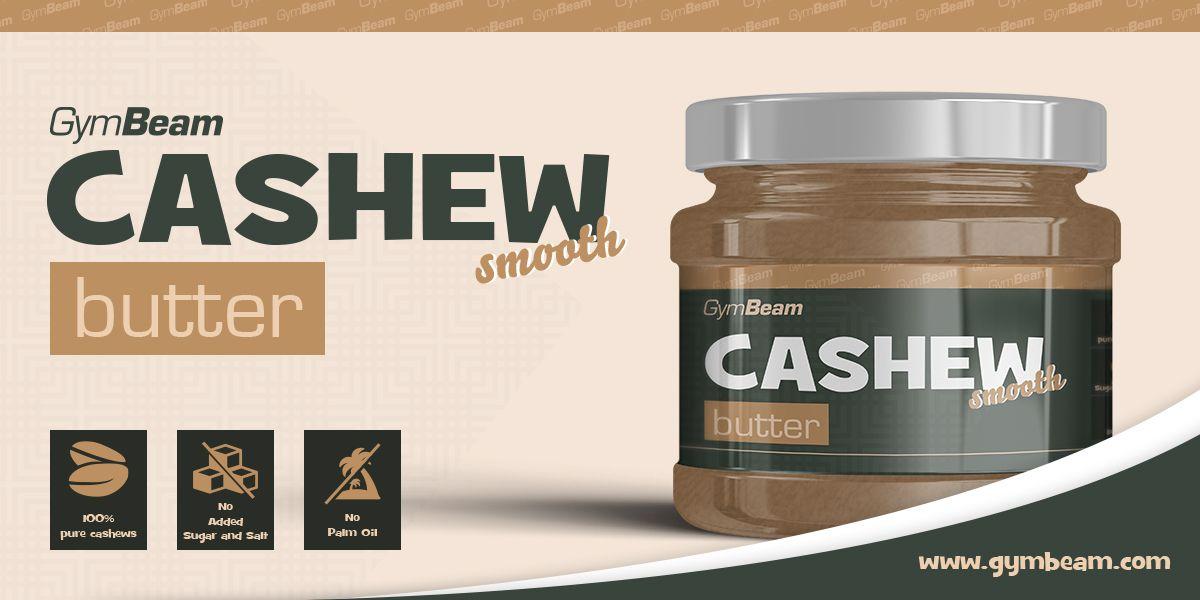 cashelo butter gymbeam