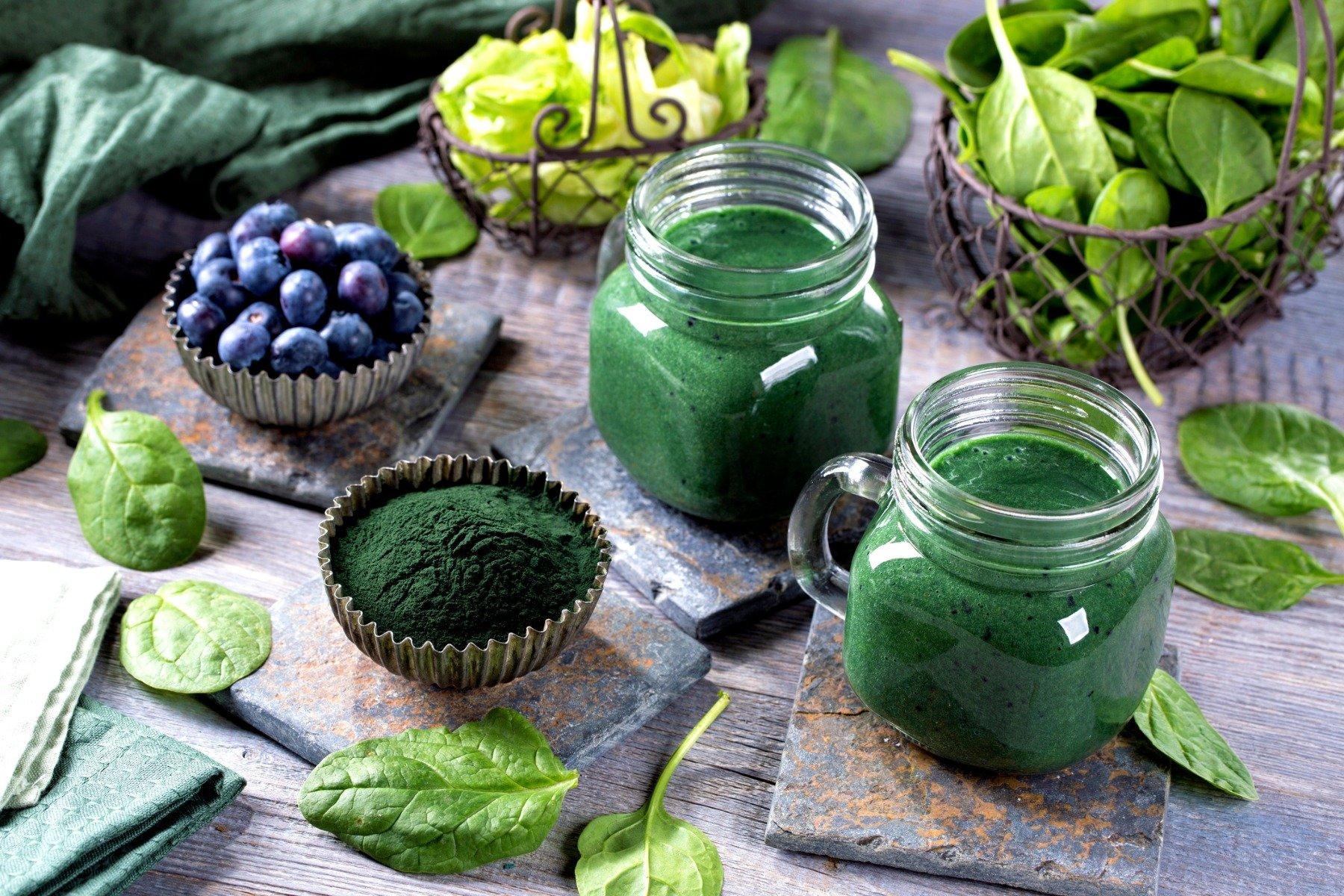 BIO Greens Mix - VanaVita