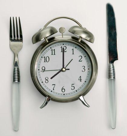 25 jednoduchých tipov na chudnutie: potrebujete čas pre svoje jedlo