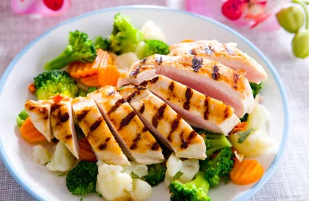 Zdravá strava ako schudnúť po pôrode