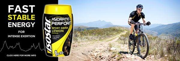 Hydrate & Perform izotonicky napoj