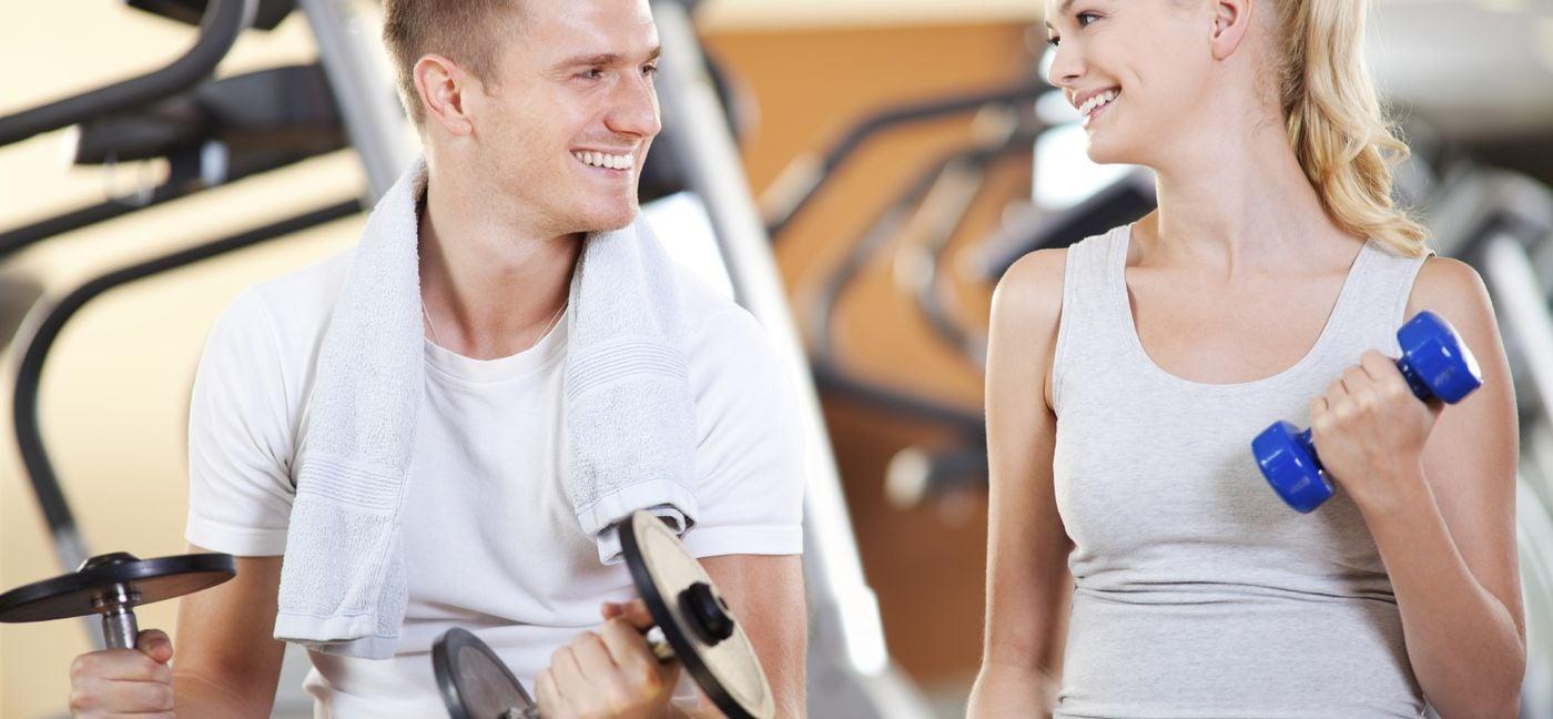 uterák do fitka na cvičenie