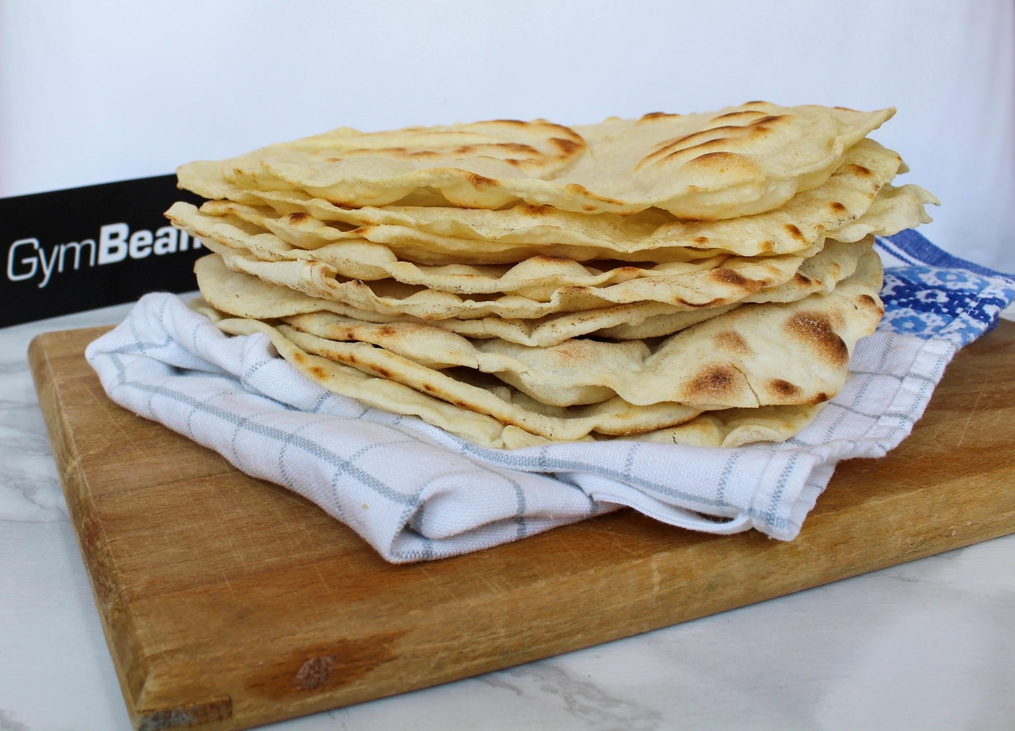 Proteínové tortilly - fitness recept