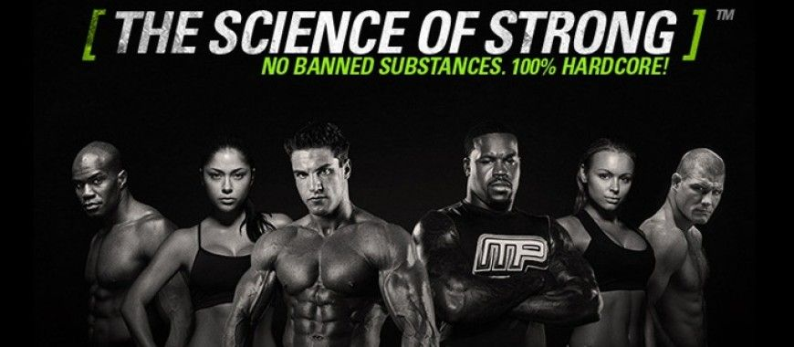MusclePharm gymbeam