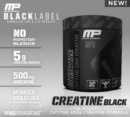 Creatine Black kreatín