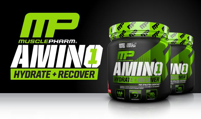 Amino 1 Sport MusclePharm