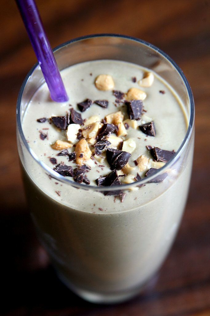 Osviežujúce smoothie plné kalórií
