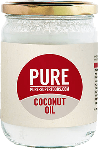 Coconut Oil pure superfoods