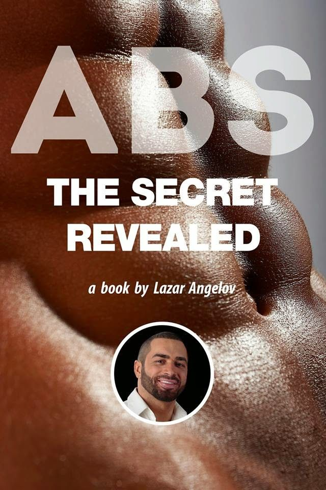 Lazar angelov a jeho kniha secret revealed