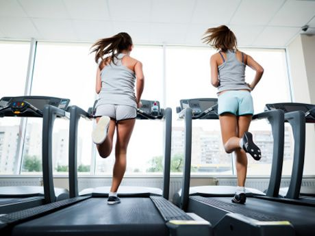 kardio tréning na chudnutie HIIT
