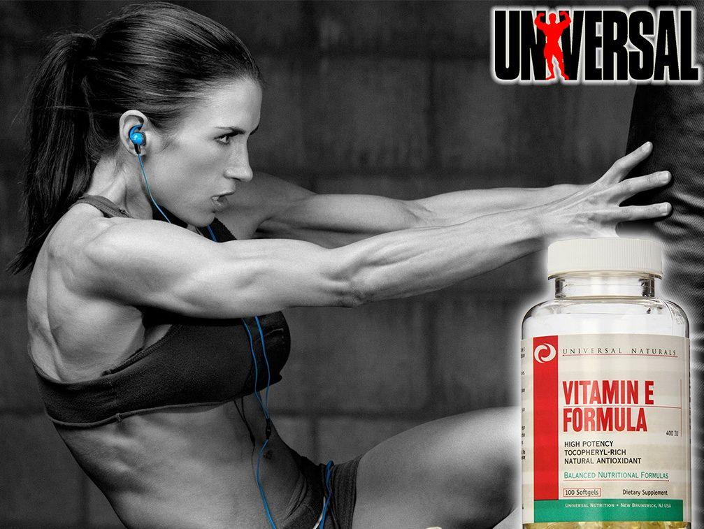 Vitamin E Formula - universal