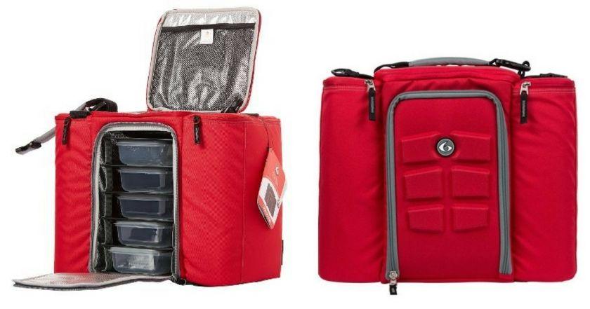 Expert Innovator 500 Red grey taška na jedlo
