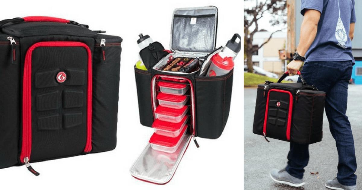 taška expert innovator 500 black red