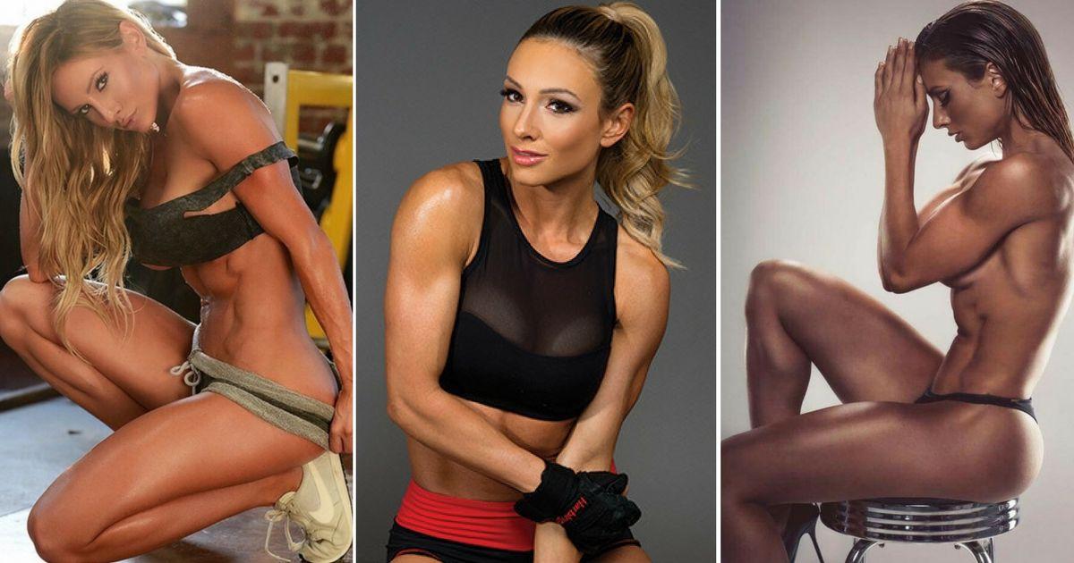 Paige Hathaway – fitness inspiráció
