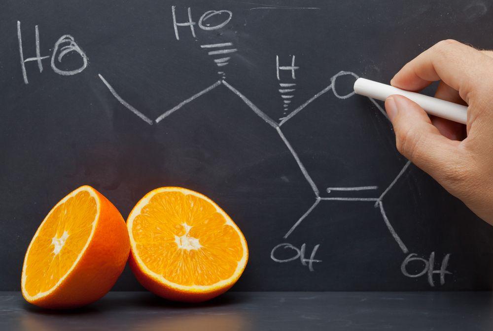 vitamín C príznaky nedostatku