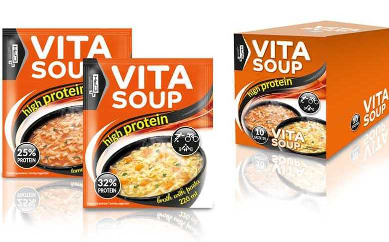 Vita Soup High Protein - ActivLab