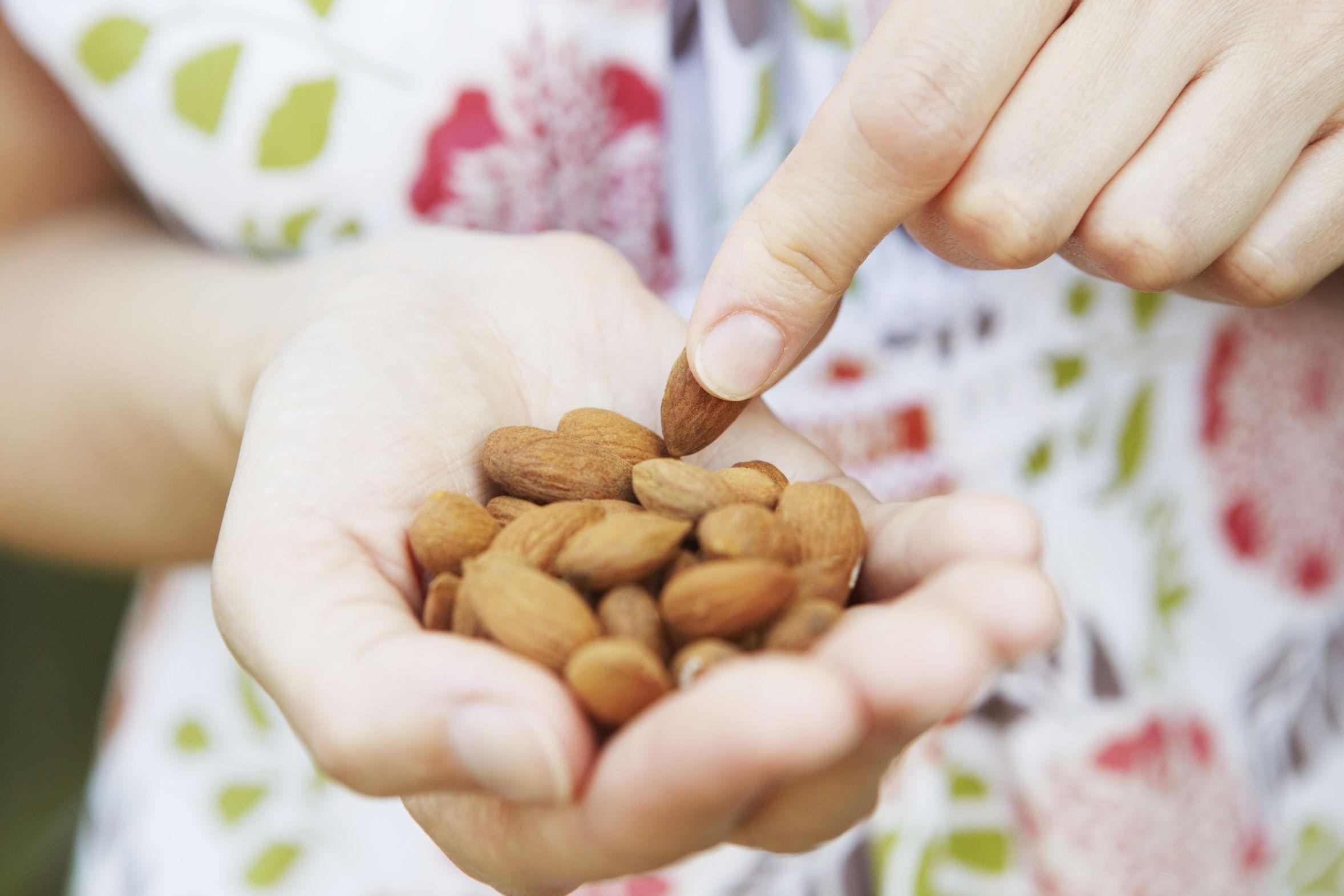 mandle - zdravie, účinky a benefity