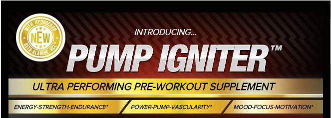 pump igniter pumpa