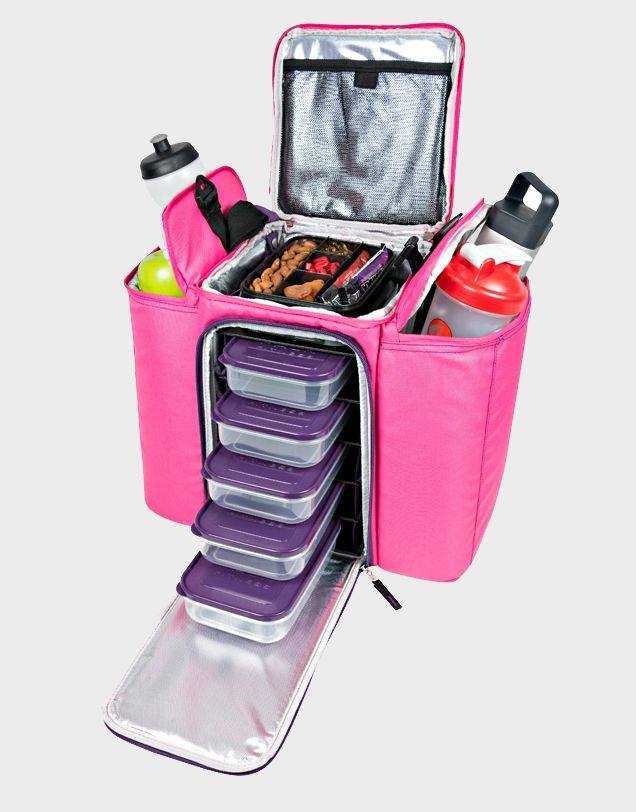 taška expert innovator 500 pink