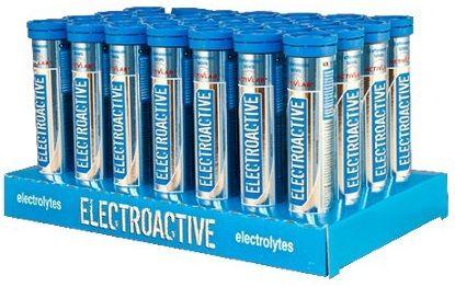 Electroactive elektrolyty