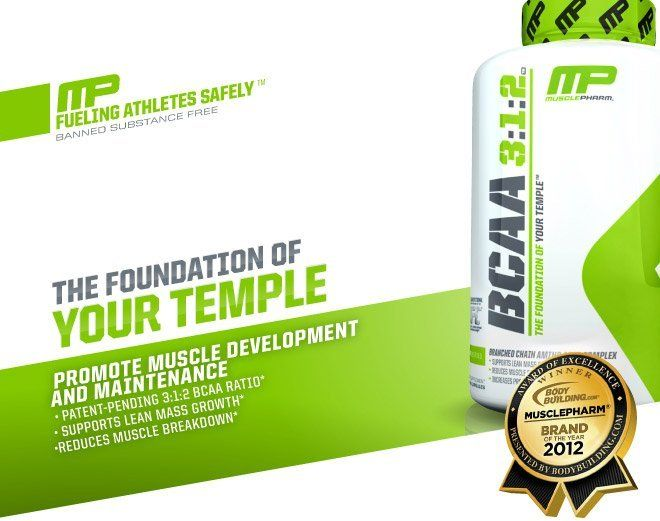 bcaa 3:1:2 muscle pharm