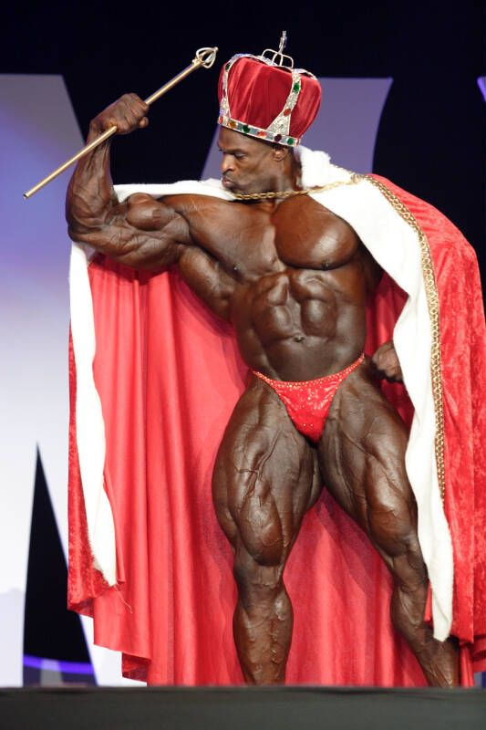 Ronnie Coleman Mr. Olympia