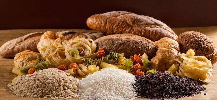 IIFYM: Potraviny bohaté na sacharidy
