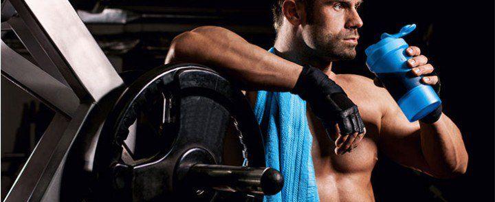 Maltodextrín: počas tréningu