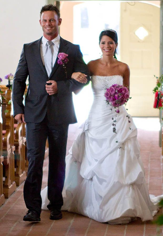 Michelle Lewin svadba