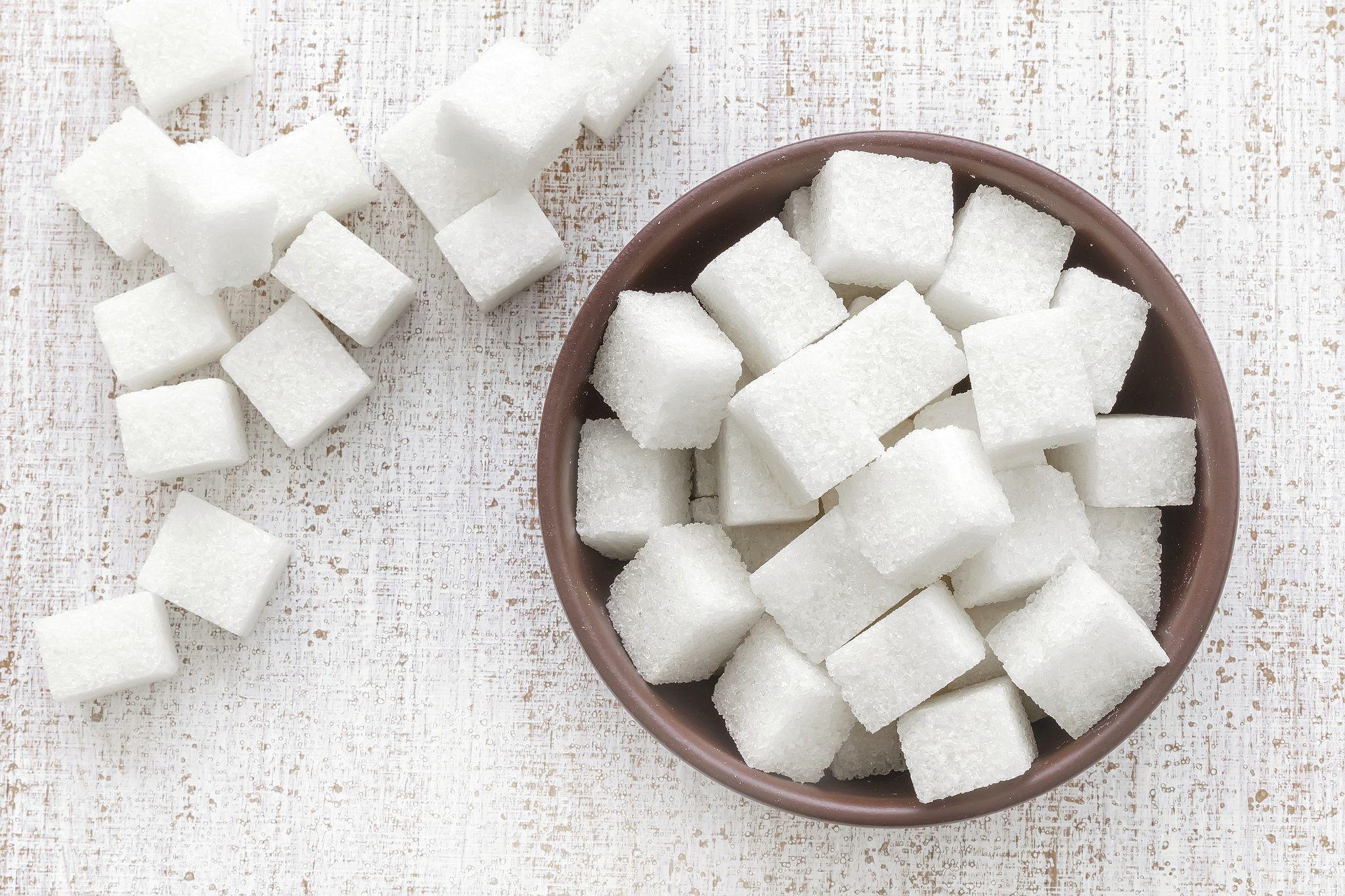 Maltodextrín má rovnaký počet kalórii ako cukor
