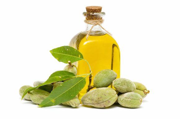 mandle Mandľový olej