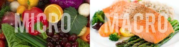 Makroživiny a hladovanie