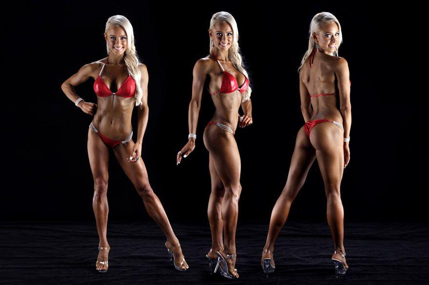 Lauren Simpson bikini