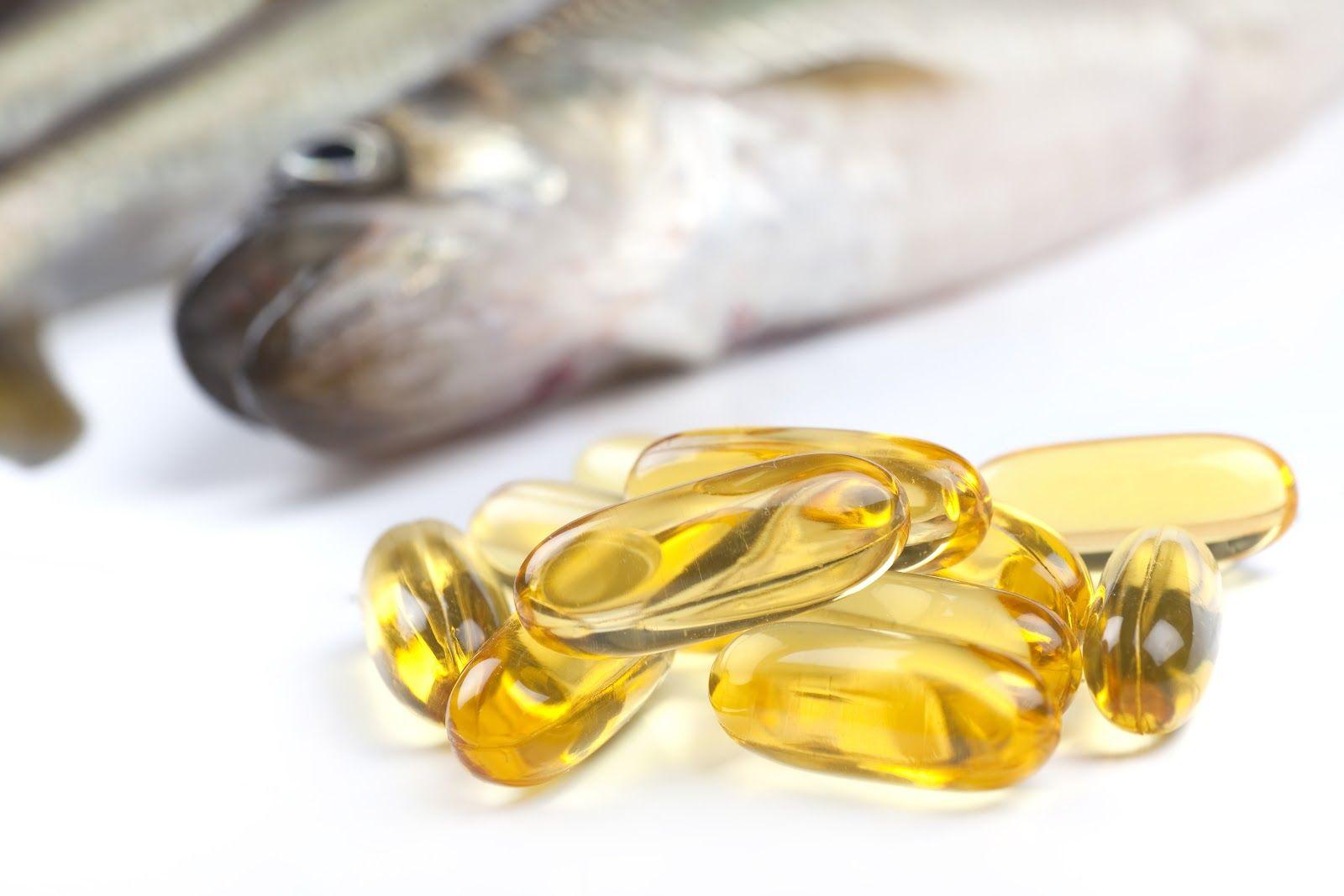 Rybí olej najviac podcenovany doplnok vyzivy