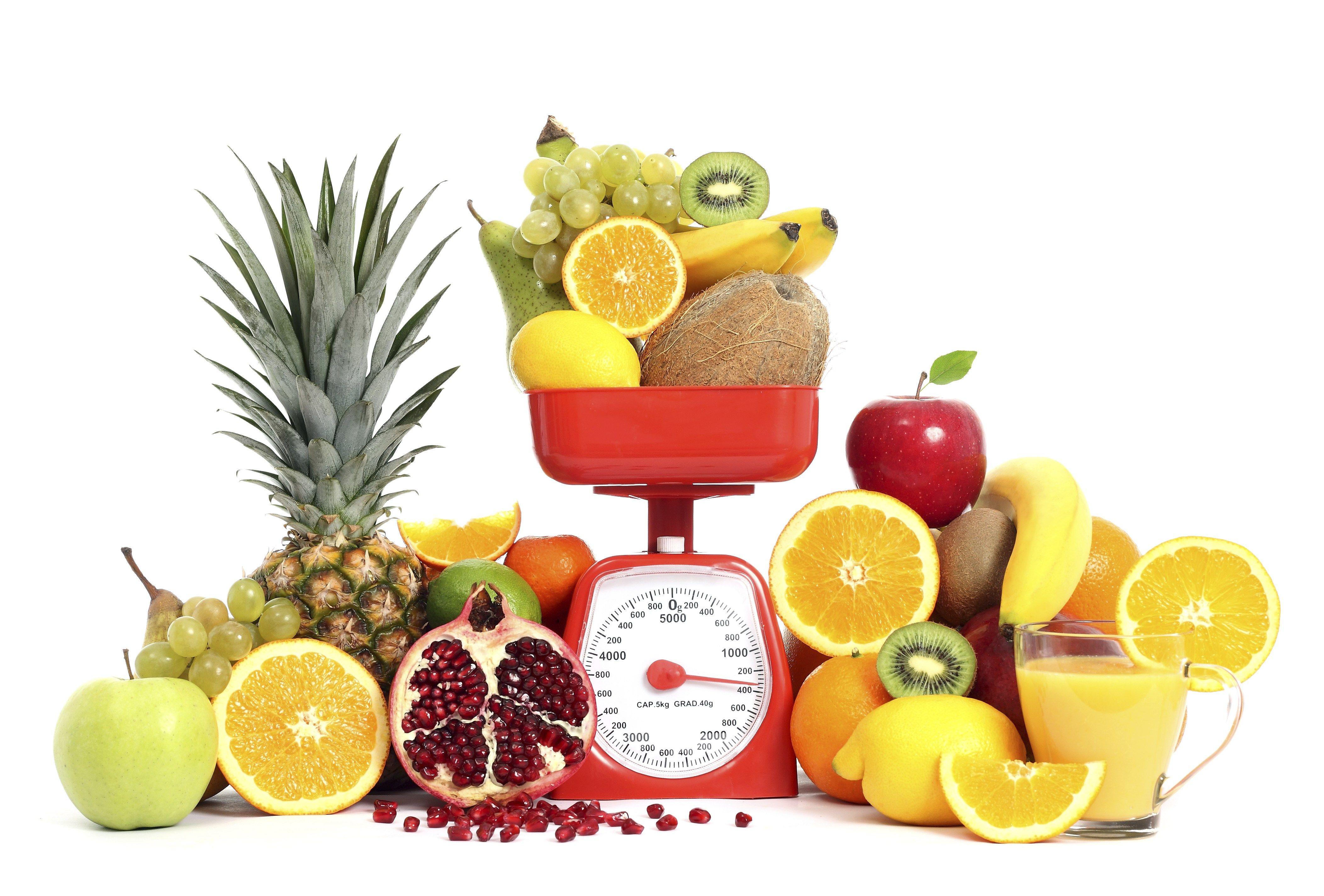 IIFYM: kuchyňská váha