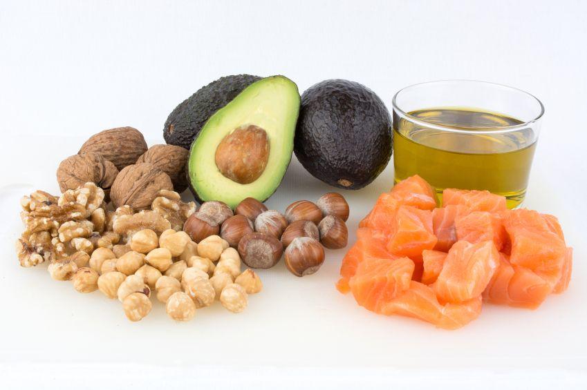 IIFYM: Potraviny bohaté na tuky