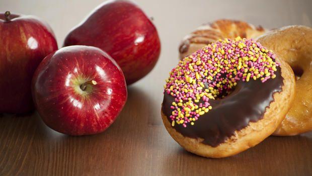 IIFYM: zdravé vs nezdravé