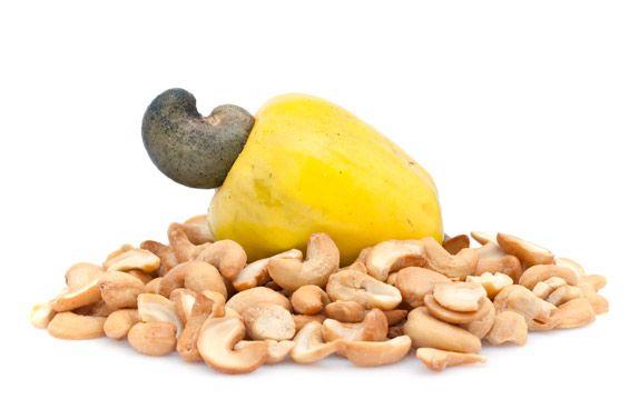 kešu orechy zdravie